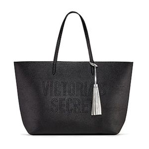 Victoria's Secret Leather Tote